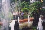 Hệ thống đài phun nước vườn hoa Pasteur Hà Nội