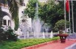 Hệ thống đài phun nước Bộ Nông nghiệp và PTNT Việt Nam