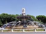 Đài phun nước kiểu Pháp – đài phun nước nghệ thuật