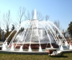 Đài phun nước hấp dẫn du khách khắp nơi (phần 1)