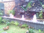 Đài phun nước Biệt thự Làng Việt Kiều Châu Âu - Hà Đông - Hà Nội