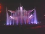 Đài phun nước tại UBND thành phố sông Công