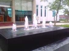 Thiết kế vòi phun nước tại Công ty Nhị Hà