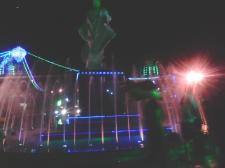 Dự án đài phun nước tại vườn hoa Sơn Tây
