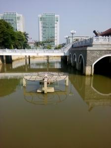 Thi công dự án vòi phun nước tại Đền thờ các anh hùng liệt sỹ tỉnh Thái Bình
